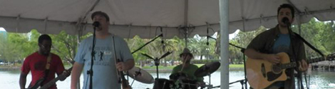 Hotel Hurry at Central Florida Earth Day
